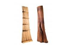 Poplar shelves unit