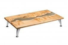 Mappa Burl river coffee table