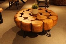 Birch coffee table