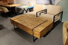 Magic Birch coffee table