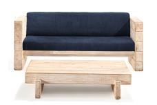 Birch outdoor sofa